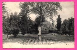 Pensionnat St Joseph Dirigé Par Les Dames Augustines - Mont Saint-Aubert - Un Coin Du Parc - E.C. - 1906 - België