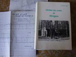 Recherché ! LE HAVRE : Jean-Charles LANGLOIS : HERITIER Des CONTES De MONTGEON . 2002 - Normandie