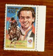 CENTRAFRIQUE Jeux Olympiques Seoul 88. Yvert  PA 381B. ** MNH. - Zomer 1988: Seoel