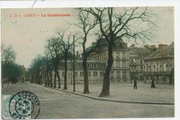 CAEN - La Gendarmerie - Caen