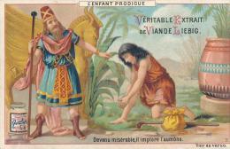 Chromo Liebig Série S198 1887 L'Enfant Prodigue - Liebig