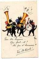 CHAT :pour Etre Heureux  Que Faut-il  Un Peu D'harmonie !! - Chats