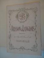 Orfevres Blisson Et Langlois Marseille Livre De References Orfevrerie - Petits Métiers