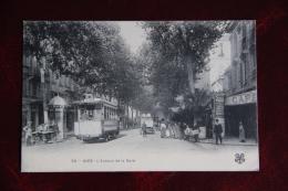 NICE - L'Avenue De La Gare - Non Classés