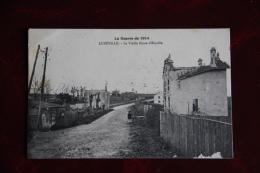 LUNEVILLE - La Vieille Route D'Einville - Luneville