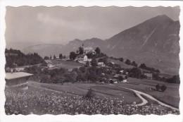 74  MONT SAXONNEX  L´Eglise Et Le Môle  1957   9x14 - Other Municipalities