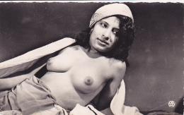 Cp-nu-femme-danseuse- D'afrique Du Nord - Afrique Du Nord (Maghreb)