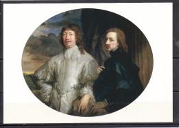 Oeuvre De Anthony Van Dyck, Endymion Porter With The Artist - Pittura & Quadri