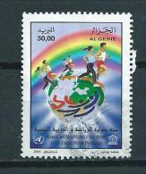 2005 Algeria International Sport Year Used/gebruikt/oblitere - Algerije (1962-...)
