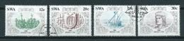 1986 SWA Complete Set Diego Cäo Used/gebruikt/oblitere - Zuidwest-Afrika (1923-1990)
