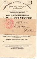 Imprimé  Paris PP25 - 1849-1876: Periodo Classico