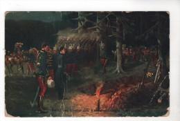 Nr. 6468,  Salut Am Grabe Des Kommandanten - Weltkrieg 1914-18