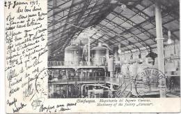 CUBA - CIENFUEGOS - Maquinaria Del Ingenio Caracas - Cuba