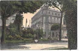 CUBA - HABANA - Parque Central Y Hôtel Plaza - Cuba