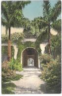CUBA - CAMAGUEY - Patio Del Hôtel - Cuba
