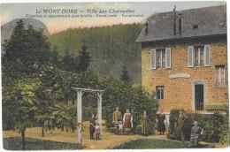LE MONT DORE (63) Villa Les Charmettes Belle Animation - Le Mont Dore