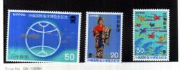 JAPON 1975: Expo 75  YVERT N°1162/64  NEUF MNH** - Nuevos