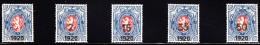 Czechoslovakia Siberian Legion Post Collection. - Siberian Legion