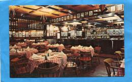 NEWYORK-GALLAGHER'S STEAK HOUSE -228 West 52nd-street --la Salle De Restaurant- Années 50-60 - Cafés, Hôtels & Restaurants