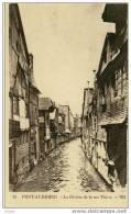 27 PONT AUDEMER La Riviere De La Rue Thiers - Pont Audemer