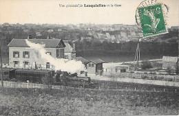 Vue Générale De Lesquielles Et La Gare - Non Classés