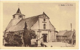 GOOIK - De Kerk - Gooik