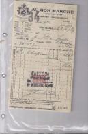 Bon Au Bon Marche Bxl - Vaxelaire-Claes - Fatture & Documenti Commerciali