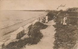 PC57269 The Cliffs. Lee On Solent. 1923 - Cartes Postales