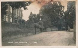 PC57315 Moot Lane. Downton. B. Hopkins - Postcards