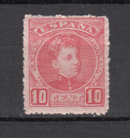 1901 - 1905   EDIFIL  Nº  243   / * / - 1889-1931 Reino: Alfonso XIII