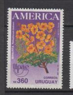 Uruguay YV ? N ? Fleur