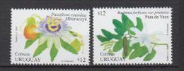 Uruguay YV ? N 2010 Fleur