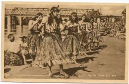 I4000 Folklore - New Zealand - The Maori Poi Dance / Non Viaggiata - Nuova Zelanda