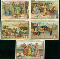LIEBIG * S_0659 : (Scènes De La Chine) - Liebig