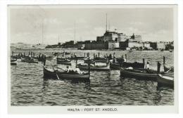 Malte // Malta // Fort St. Angelo - Malte