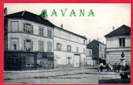 95 BEZONS - Place De La République - Bezons