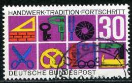 BRD - Michel 553 - OO Gestempelt (D) - Handwerk - [7] West-Duitsland