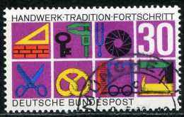 BRD - Michel 553 - OO Gestempelt (D) - Handwerk - [7] République Fédérale
