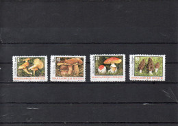 MACEDOINE 1997      -   serie  champignons   **