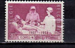1957 Belgium / Belgique -50 Years Of  Medical Education In Belgium - 1  V Paper - MNH** - Medizin
