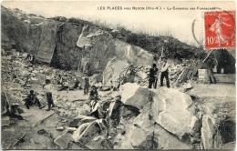 87. HAUTE-VIENNE - SAINT-HILAIRE LES PLACES. La Carrière Des Farrachas. - Autres Communes