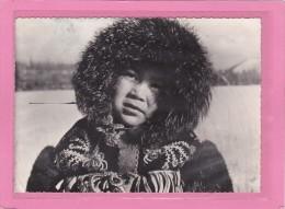 ETATS-UNIS - ALASKA - ETNIE - CPSM Grand Format - Petit Indien Klinket, Dans Les Montagnes Rocheuses - Altri