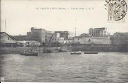 Casablanca - Vue Du Port - Casablanca