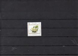 ILE DE MAN 2008     -   timbre   champignon   **