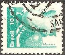 Br�sil - 1982 - Fruit de la passion � YT 1530 oblit�r�