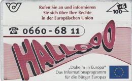 Telefonkarten Österreich  Geb. ANK 201 /804A