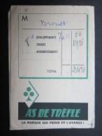 POCHETTE PHOTO (M1505) AS DE TRÊFLE (2 Vues) Pellicules, Plaques, Papiers La Marque Qui Prend De L'avance - Photographie