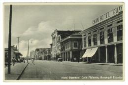 Equateur /Equador //Hôtel Guayaquil, Calle Malecon - Equateur