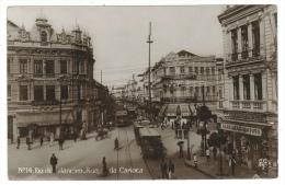Brésil // Rio De Janeiro, Rua Da Carioca - Rio De Janeiro