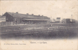 Gouvy - La Gare (Desaix, 1907, Animation) - Gouvy